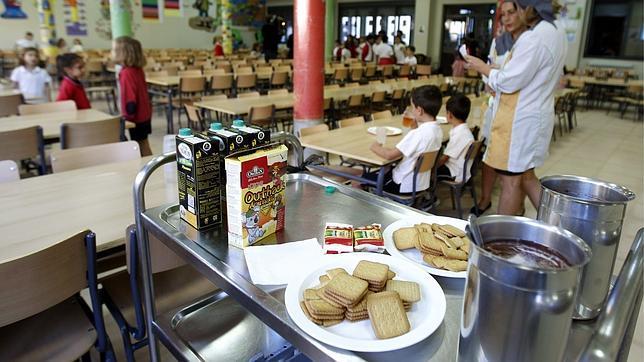 Lanzan un programa de becas comedor ante el aumento de la for Becas comedor barcelona