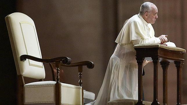 La lista de salvados del Papa Francisco