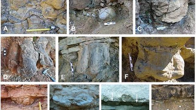 Hallan en los Pirineos las huellas de los últimos dinosaurios europeos