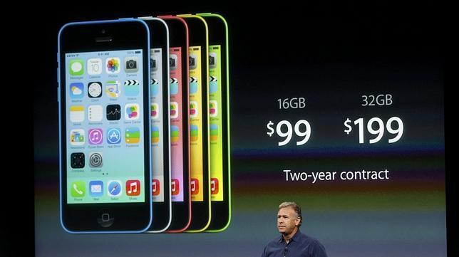 En directo: Es oficial, Apple presenta el iPhone 5C y iPhone 5S