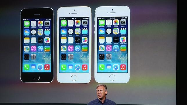 iPhone 5S: así ha sido la transformación del «smartphone» de Apple