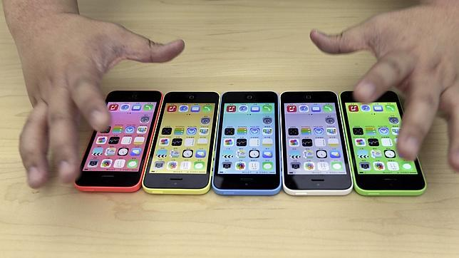 Lo que se esconde detrás del iPhone 5C y el iPhone 5S