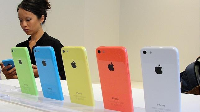 El iPhone 5C, un «low cost» muy costoso en China