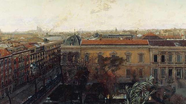Goya, Van Dyck y Miró, vecinos en la Red