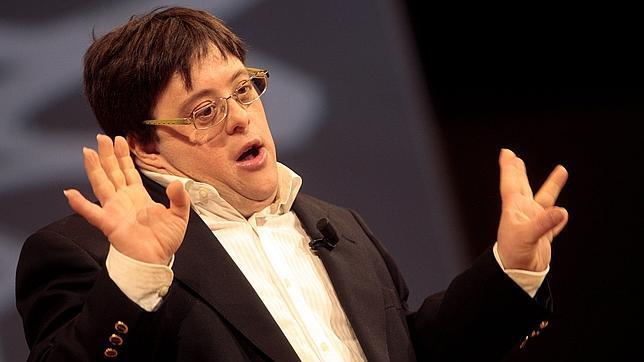 Pablo Pineda, primer presentador de televisión con síndrome de Down
