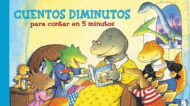 Cinco Libros De Cuentos Infantiles Para Leer En Cinco Minutos