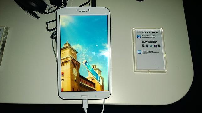 Samsung trae a España su familia Galaxy Tab 3 para cubrir «las necesidades de cada usuario»