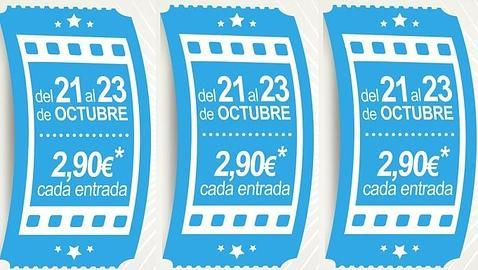 Entradas de cine a 2 90 euros durante tres d as for Cine capitol precio entrada