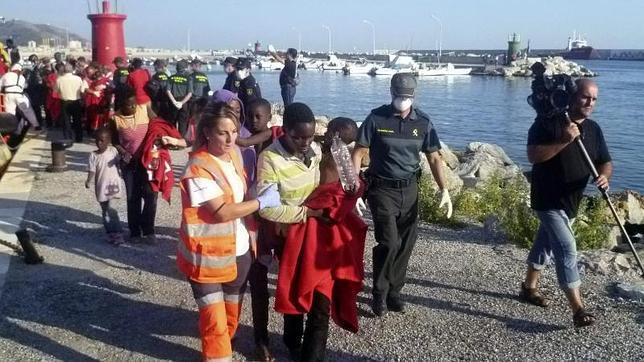 España, entre los diez países con mayor número de inmigrantes