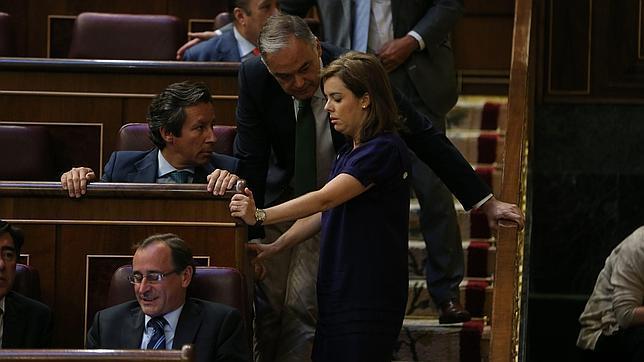 Rajoy busca un pacto económico que de una salida a Mas dentro de la Constitución
