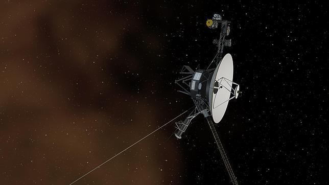 ¿Cómo saben los científicos que la Voyager 1 ha abandonado el Sistema Solar?