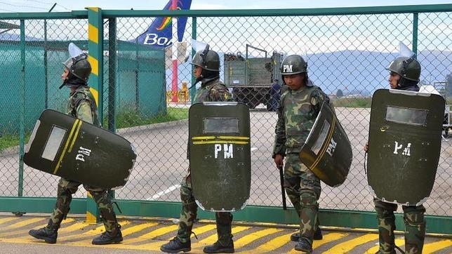 Bolivia rechaza compensar a Abertis por los aeropuertos que le expropió