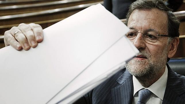 Texto íntegro de la carta enviada por Rajoy a Mas esta tarde: «Juntos ganamos todos y separados todos perdemos»