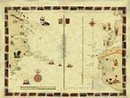 El Tratado de Tordesillas y cómo repartió Portugal y Castilla