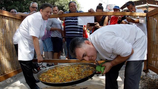 Un restaurante de Cuenca cocina la mejor paella del mundo