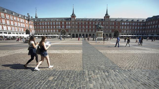 Alerta por la caída turística en Madrid