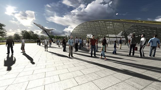 Así será el primer aeropuerto del mundo para viajes turísticos al espacio