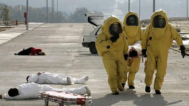 Armas químicas: qué países las tienen y cómo se desmantelan