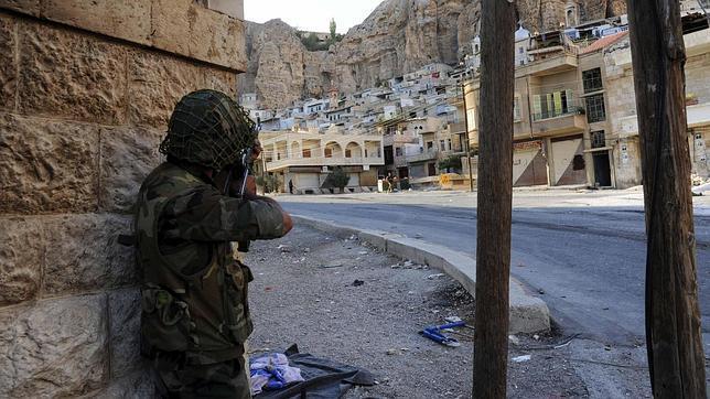 Rebeldes y milicianos de Al Qaida vacían Malula de cristianos