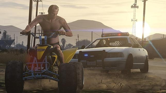 GTA V: «la obra de entretenimiento más importante en lo que va de siglo XXI»