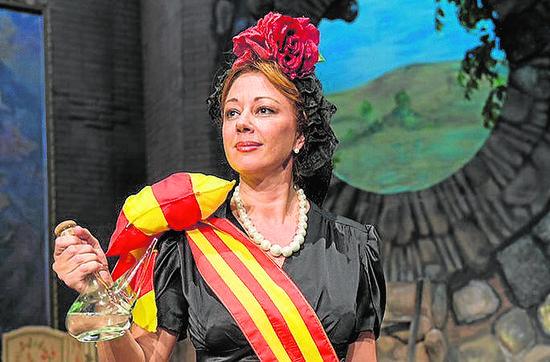 Alejandra Torray: «Mi Montse es una catalana de bien»