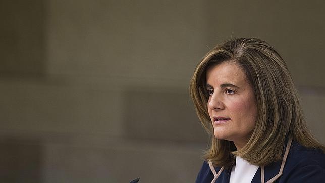 Fátima Báñez no descarta que pueda ser la candidata del PP de Andalucía