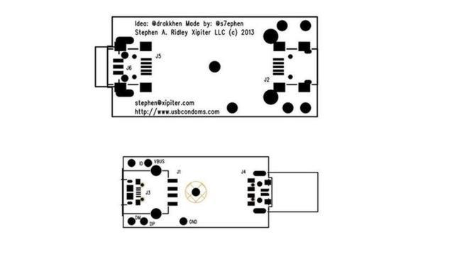 «Condones USB» para evitar el traspaso de virus al ordenador