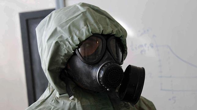 El informe de la ONU confirma el uso «a gran escala» de sarín en Siria