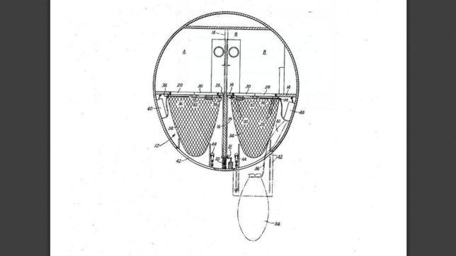 Imagen del sistema antisecuestrador de aviones