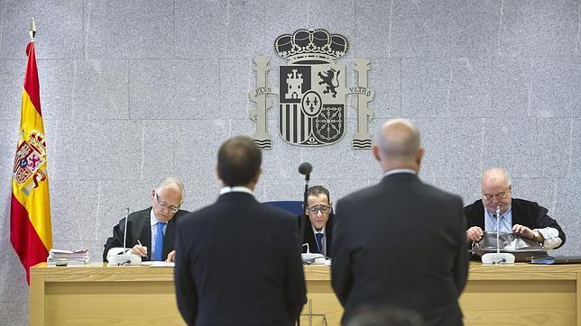 La primera jornada del juicio del caso Faisán, en declaraciones