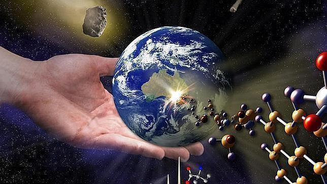 Descubren la fábrica cósmica de los ladrillos de la vida