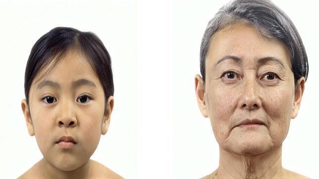 Un vídeo que simula el envejecimiento de un ser humano arrasa en internet