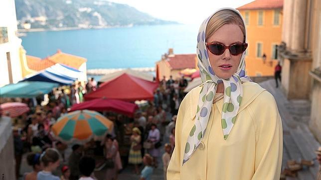 Nicole Kidman estrena tráiler como «Gracia de Mónaco»