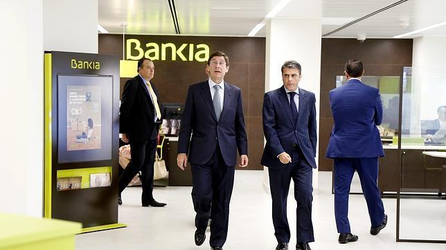 Bankia deja sin despacho a los directores de sus nuevas for Oficinas bankia alicante
