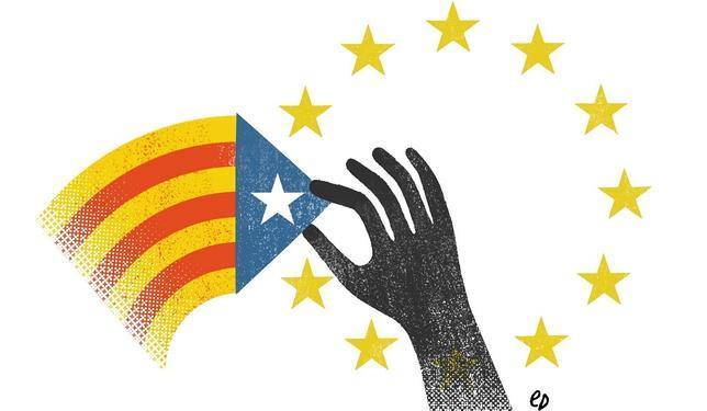 Desde el mercado único hasta la garantía de los depósitos: lo que perdería Cataluña si se independizase de la Unión Europea