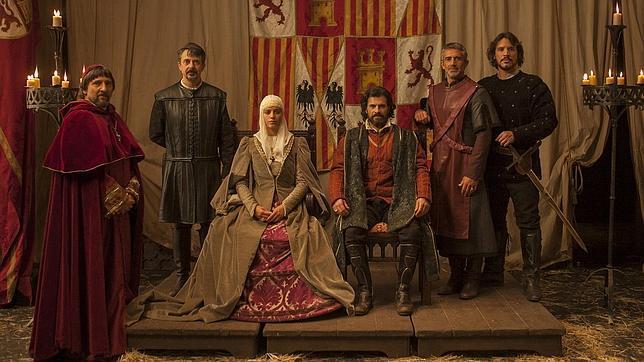 El PSC califica de «censura» la prohibición del rodaje de «Isabel» en Barcelona