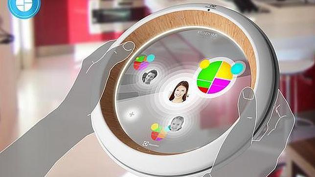 Un español, finalista del concurso para diseñar los electrodomésticos del futuro