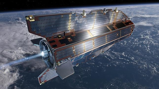 Una nave europea impactará contra la Tierra en octubre