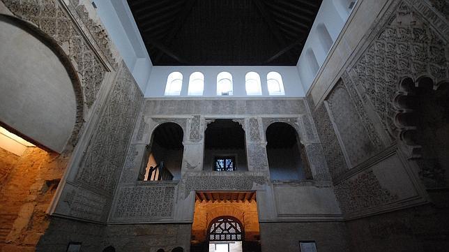 Interior de la Sinagoga de Córdoba