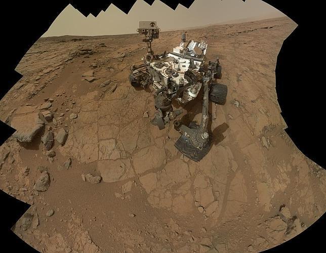 El misterioso metano de Marte se desvanece