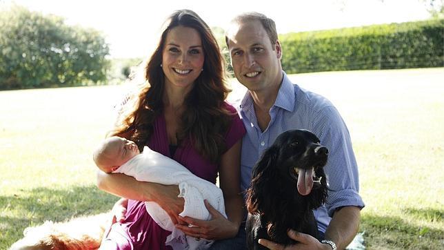 El Príncipe Jorge de Cambridge, nombrado la persona más influyente de Londres