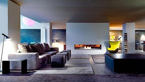 Ocho hoteles donde la arquitectura no deja indiferente