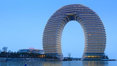 Ocho hoteles donde la arquitectura no deja indiferente for Arquitectura de hoteles