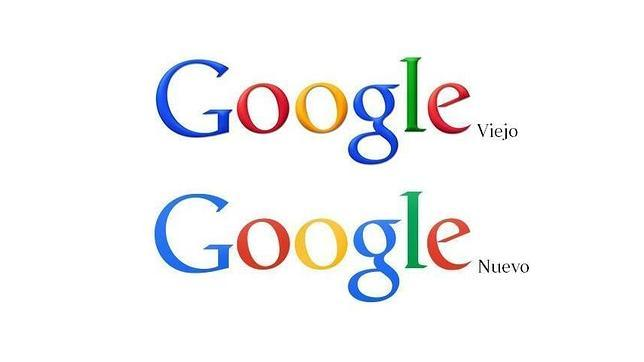 Google cambia su logo y reorganiza el acceso a los servicios