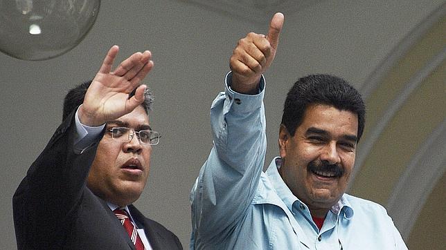 EE.UU. autoriza a última hora que el avión de Maduro sobrevuele Puerto Rico en su viaje a China