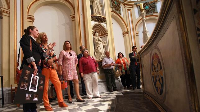 La restauración de una iglesia en Mejorada permite descubrir un templo múdejar