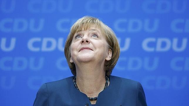 Elecciones Alemania 2013, en directo - Merkel: «No va a cambiar nada nuestra orientación política en Europa»