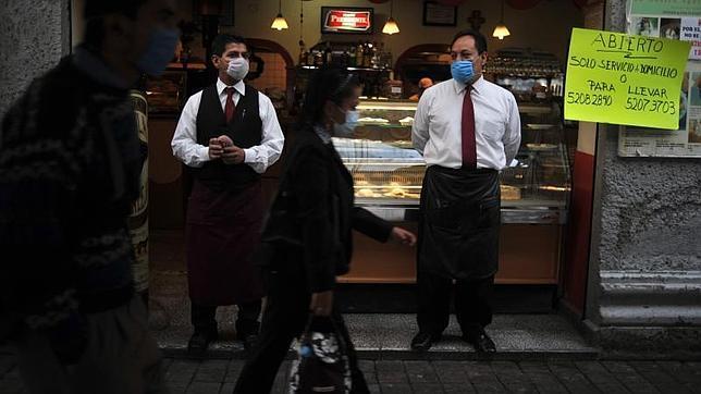 Los móviles, útiles para entender los movimientos poblacionales durante una pandemia