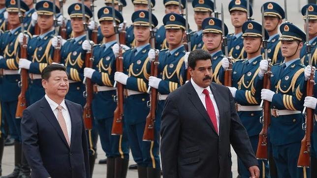 China presta 3.700 millones de euros a Venezuela a cambio de su petróleo