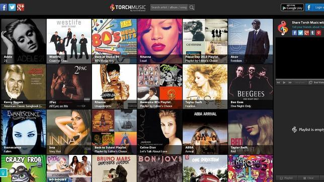 Cuatro páginas webs ideales para escuchar música al márgen de Spotify